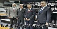 Beşiktaş, Dettman ile sözleşme imzaladı