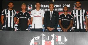 Beşiktaş'ın yeni transferleri için imza şov