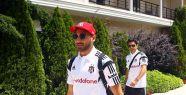 Beşiktaş Kafilesi Almanya'ya gitti
