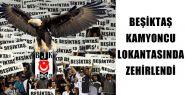 Beşiktaş Kamyoncu Lokantasında Zehirlendi