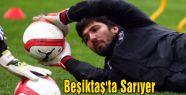 Beşiktaş'ta Sarıyer maçı hazırlığı...