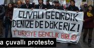 Biden'a çuvallı protesto