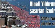 Binali Yıldırım'dan şaşırtan İzmir tweeti