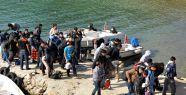 Bodrum'da  27 kaçak yakalandı