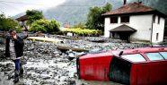 Bosna sular altında
