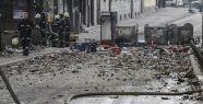 Bosna'da el bombalı saldırı...