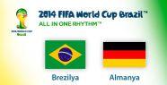 Brezilya, Almanya'ya karşı üstün