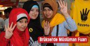 Brüksel'de Müslüman Fuarı