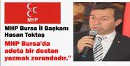 MHP'li Toktaş,