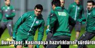Bursaspor - Kasımpaşa maçı biletleri satışa çıktı