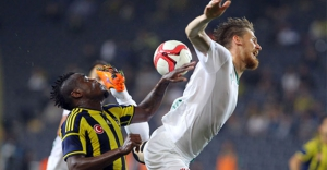 Bursaspor kupada finale yükseldi