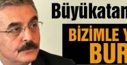 Büyükataman: Bizimle Yürü Bursa!