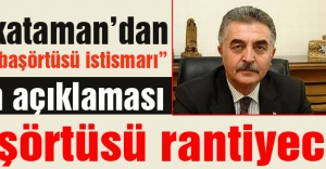 Büyükataman: Türk milleti artık ucuz numaraları yememektedir.