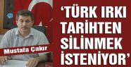 """Samsun Kamu-Sen """"Türkler Tarihten Silinmek İsteniyor"""""""