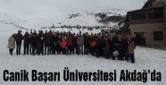 Canik Başarı Üniversitesi Akdağ'da