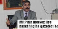 Çankırı'da MHP'ye Gazeteci Aday...