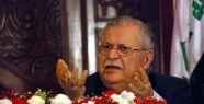 Celal Talabani Irak'a gitti