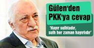 Cemaatten PKK'ya cevap!