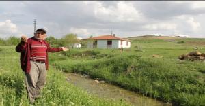Çerkeşlilerden AKP'li Filiz'in besi çiftliğine protesto