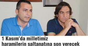 CHP'li Kara:1 Kasım'da milletimiz haramilerin saltanatına son verecek