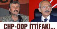 CHP-ÖDP İTTİFAKI...