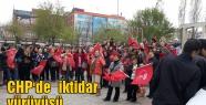 CHP'de  iktidar yürüyüşü