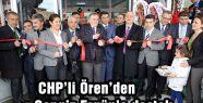 CHP'li Ören'den Cengiz Ergün'e destek...