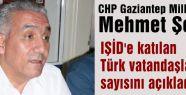 CHP'li Şeker: