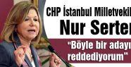 CHP'li Serter'den ortak adaya tepki