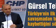 CHP'li Tekin; Şah Değil Mat Operasyonu..