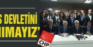 CHP'nin 17-25 Aralık yürüyüşünü TOMA'lar kuşattı