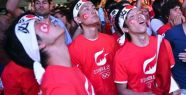 Çin Olimpiyatları İstanbul görünce...