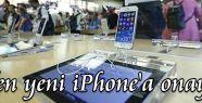 Çin'den yeni iPhone'a onay
