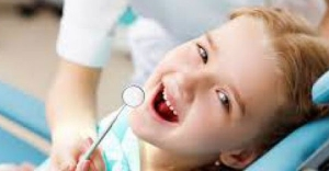 Çocukların diş sağlığı için...