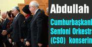 CSO'nun Ankara'ya gelişinin 90. yılı konseri