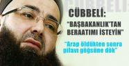 Cübbeli: Başbakanlıktan Beratimi İsteyin