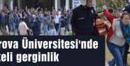 Çukurova Üniversitesinde Ülkücülere Saldırı!