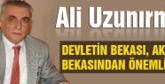'Cumhurbaşkanı Erdoğan şantaj kasetlerini açıklamalı'