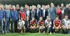 Cumhuriyet Kupası'nı Sivasspor kazandı
