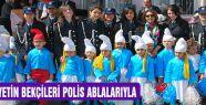 CUMHURİYETİN BEKÇİLERİ POLİS ABLALARIYLA