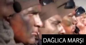 Daglıca 'da şehit düşenler için Dağlıca Marşı