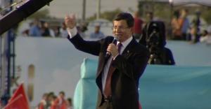 Davutoğlu: Huzur operasyonları devam edecek