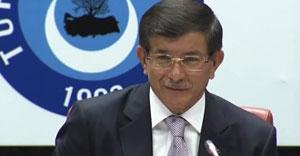 Davutoğlu: Milletin huzuru için kendimizi de feda etmeye hazırız
