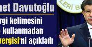 Davutoğlu, 'rant vergisi'ni açıkladı