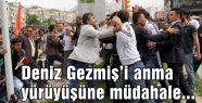 Deniz Gezmiş'i anma yürüyüşünde Protesto...