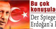Der Spiegel'den Erdoğan'a kapak