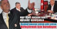 Dervişoğlu: