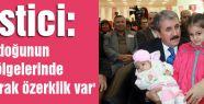 Destici; Bütçe PKK'ya Aktarılıyor