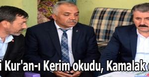 Destici ve Kamalak'tan Kur'an-ı Kerim ziyafeti