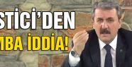 Destici'den Bomba AKP-İsrail İddiası!